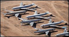 N897WA - Davis Monthan AMARC (DMA) 25.09.2009 (Jakob_DK) Tags: 2009 dma kdma davismonthan amarc amarg boeing boeing707 707 b707 707100 707100b 707300 707300b ely elal elalisraeliairlines aa aal american americanairlines