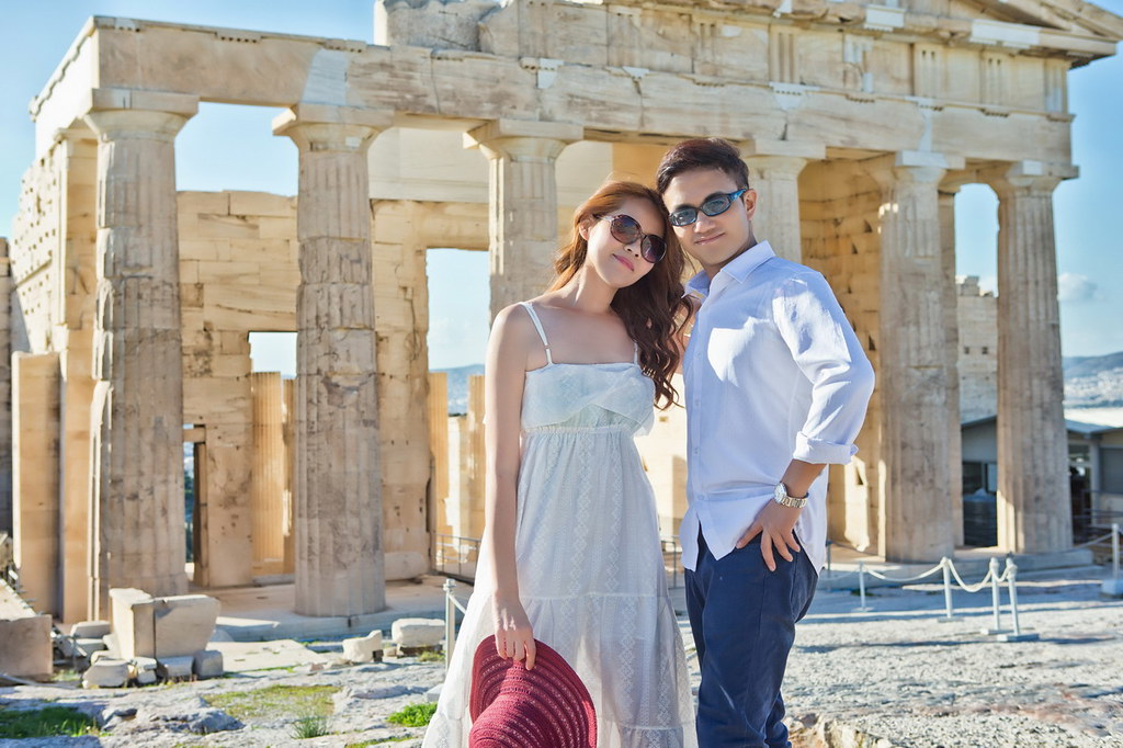 希臘,婚紗攝影