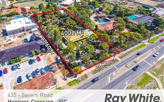 435 Sayers Road, Hoppers Crossing VIC