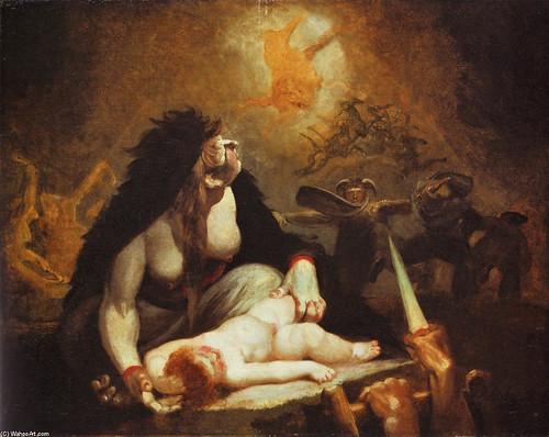 Henry-Fuseli-Johann-Heinrich-Fussli-The-Night-hag-Visiting-Lapland-Witches-Lapland-Orgies