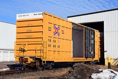 New (Missabe Road) Tags: fbox 506845 boxcar