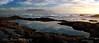 Table Mountain Rock Pool Panorama (Panorama Paul) Tags: paulbruinsphotography wwwpaulbruinscoza southafrica westerncape capetown tablemountain blaauwbergbeach multicamerapanorig rockpool waves beach rocks sunset nikond800 nikkorlenses nikfilters panorama