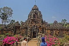 Cambodia - Ta Prohm (Alf Igel) Tags: cambodia kambotscha phnomphen taprohm tonlebati hindu hindi buddha buddhism wat khmer