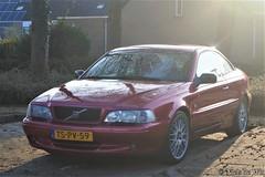 1998 Volvo C70 (NielsdeWit) Tags: nielsdewit tspv59 ede explore volvo c70