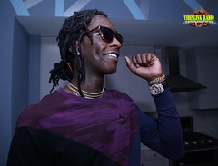Young Thug Dodge Charges In Nightclub Assault Case (vibeslinkradio) Tags: assault charges dodge featured nightclub ovp vibeslink vlr young