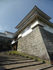 Nihonmatsu-jou-2 (Stop carbon pollution) Tags: japan 日本 honshuu 本州 touhoku 東北 fukushimaken 福島県 nihonmatsu 二本松 castle 城