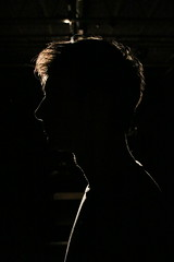 Mental Health Exam Practice Edits - Awareness ☺️ (March 2017) (l.aurenarmstrong) Tags: fave like health mental mentalhealth male profile sideprofile face portraits portraitphotography photography white photoshop black portrait silhouette