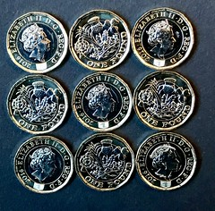 New £1 British Coin Legal Tender 28/3/17 (Dano-Photography) Tags: piggybank independencereferendum brexit coincollector britishpoundcoin britishpound change moneymoneymoney loot elizabethii elizabethll elizabeth11 finance cityfinance sterling dodecagonal scottishthistle thistle flickrexplore metallicobjects metalobject metal newcurrency tsb savings newmoney poundcoin poundcoins pound cash tails heads microlettering latentimage latent hologram alloy distinctive bitmetallic goldcoin coins coin dosh pocketmoney twelvesided 12sided bitmetal nickelbrass nickelalloy bankofengland bankofscotland scottish scotland thequeen queenelizabeth royalmint banks banking currency £1coin new£1coin legaltender money