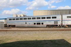 Amtrak 34050 Pic 2 (atucker2976) Tags: triptotexasmarch2017 saginawtexas burlingtonnorthernsantaferailwaybnsf amtrakamtkheartlandflyertrain822 superliner coachclass