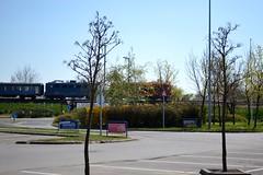 2017_Április_0727 (emzepe) Tags: 2017 április tavasz hódmezővásárhely hungary ungarn hongrie train vonat zug tren treno vasút eisenbahn chemin de fer railway railroad mozdony lokomotiv locomotive engine diesel dízelmozdony diesellok loco series sorozatszámú pályaszám pályaszámú 418 146 m41 431 137 v43 electric villanymozdony szili csörgő