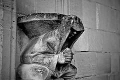 Gargouille (jihadalachkar) Tags: gargouille église saintjean caen normandie france pierre stone sculpture détail architecture