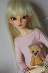 My Bora (Gigiholy) Tags: fairyland minifee rheia oscardolleyes soom wig nomyens teddy