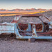 Death Valley Famous Rhyolite Remains