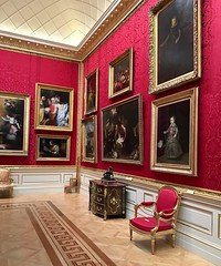 (maireadarmstrong) Tags: wallace collection period home mansion castle renaissance royal london brocade lavish portrait queen king