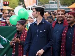 Pakistan costume (Val in Sydney) Tags: parade parramatta parramasala nsw australia australie