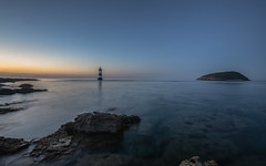 (Glen Parry Photography) Tags: glenparryphotography anglesey beach coast d7000 lighthouse nikon penmon sea sigma sigma1020mm water longexposure seascapes seafront coastline rocks