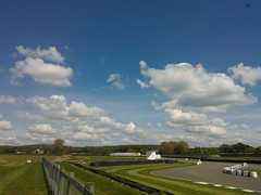 Arty Cloud Shot (f1jherbert) Tags: nokia track day 800 goodwood lancia lumia