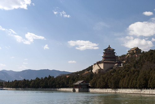 Summer Palace on the Lake