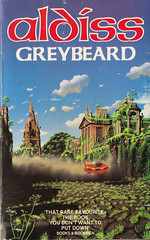 Greybeard (jovike) Tags: sf fiction art book ruins literature paperback fantasy cover sciencefiction