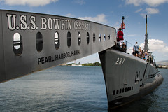 USS Bowfin Exterior (deltaMike) Tags: usa hawaii memorial submarine worldwarii pearlharbor usnavy ussbowfin