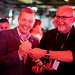 Ken Hay and Jon Johnson attending Networking Drinks at the Traverse with FreeAgent