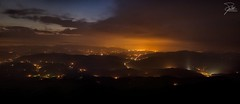 Newport (Frank Kehren) Tags: panorama night canon tennessee newport 24 i40 greatsmokymountainsnationalpark mountcammerer canoneos5dmarkii tse24mmf35lii