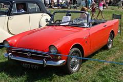 Sunbeam Alpine Mk IV (1964) (SG2012) Tags: auto classiccar automobile flickr oldtimer oldcar sunbeam autodepoca motorcar carphoto carpicture cocheclasico voitureclassique carphotograph carimage cheshiresteamfair 400vhy 14072013