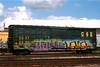Muzik - Reken - on CSXT 139055 at Richmond VA July 6, 2013 (cogp39) Tags: graffiti trains muzik 2013 reken