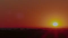 Sun children (Ker Kaya) Tags: sun sunrise sunset red orange yellow kerkaya atmosphere serenity mist light naturescall treeofhonor fz200 fdekerkaya ker kaya artist photography dmcfz200