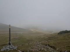 Allpool lheb klaarimaks (anuwintschalek) Tags: autumn mountain berg fog landscape austria nebel path herbst trail niedersterreich wandern rada weg schneeberg pfad wanderweg sgis udu hochnebel 2013 mgi schneebergbahn puchbergamschneeberg mgedes hochschneeberg nebelstimmung epm1 olympusepm1