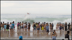 king of the groms (txokyt) Tags: ocean sea france kids freestyle surf waves hossegor surfing riding heat gromm quickprofrance