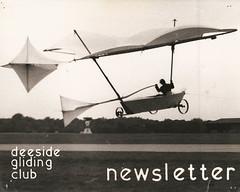DGC-Nov-73-cover (mikewhyment) Tags: club flying george aboyne machine september derek gliding sir newsletter 1973 17th deeside lasham piggot cayley