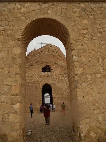 0809 The Sarvestan Palace - 25