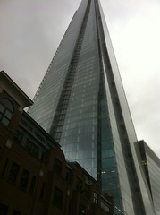 (iPhone) The Shard - London (whiskymac) Tags: london shard theshard