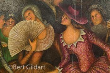 Martas extraordinary murals
