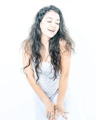 "(""El Gringo"") Tags: wild smile studio pretty dress young laugh stef"