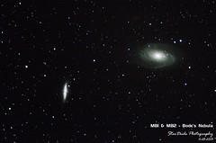 M81 & M82 - Bode's Nebula (StarDude Astronomy) Tags: camping light tree beautiful canon dark photography star joshua space ngc tent astro telescope andromeda galaxy nebula astrophotography m45 m31 orion m42 stunning astronomy triangulum pinwheel dust universe horsehead breathtaking pleiades m83 stargazing m82 m46 2438 bodes stellarvue 60d astrometrydotnet:status=solved sv102ed astrometrydotnet:id=nova163707