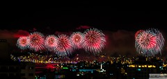 Happy New Year (Enzo Almeida) Tags: longexposure colors brasil canon fire exposure newyear 28 40mm f28 happynewyear 6d lseries florianpolissc 40mm28 canon6d