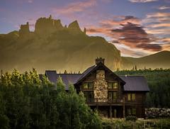 01,WA066,OC,Colorado sunset (JimBoots) Tags: