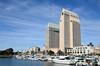 San Diego (linda m bell) Tags: california skyline sandiego embarcadero 2013 sandiegocityscape