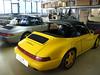 Porsche 911-964 mit 993-Style-Verdeck von CK-Cabrio Montage