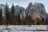 Cathedral Rocks (Tōn) Tags: nature landscape yosemite yosemitenationalpark yosemitevalley cathedralrocks cathedralrocksvista