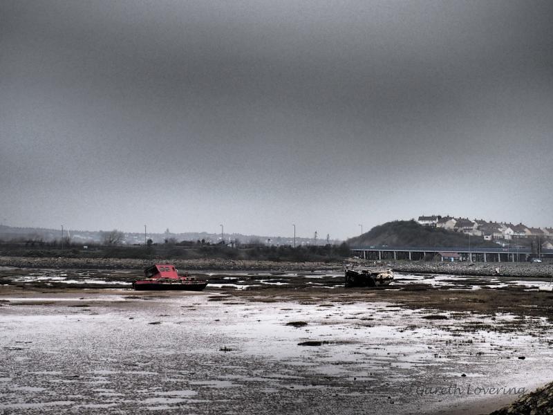 Shipwrecks @ Barry Island 30th Jan 2014 (54)