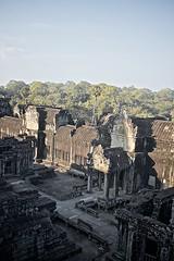 Angkor Wat, Cambodia (lab604) Tags: travel vacation temple cambodia khmer buddha buddhist temples siem thom civilization angkor wat hindu riep 2014 kamboda