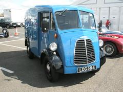 Morris J-Type Van (RoyCCCCC) Tags: morris silverstoneclassic morrisjtype