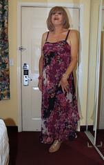new94094-IMG_2444t (Misscherieamor) Tags: tv sandals feminine cd motel tgirl transgender mature sissy tranny transvestite crossdress ts gurl tg travestis prettydress travesti travestie m2f xdresser tgurl