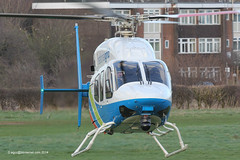 G-RIDB - 2012 build Bell 429, about to set down by the Jet A1 at Barton (egcc) Tags: manchester grid bell helicopter national electricity barton 429 cityairport textron 57105 egcb bell429 gridb pw207