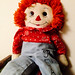 My doll as a boy