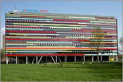 Utrecht University Campus Building (Peter Heuts) Tags: holland netherlands architecture modern university utrecht library sony universit nederland full peter 99 frame architektur universitt fullframe alpha bibliotheek paysbas universiteit architectuur niederlande a99 ollanda heuts peterheuts