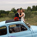 "Mariage en Fiat 500 bleue • <a style=""font-size:0.8em;"" href=""https://www.flickr.com/photos/78526007@N08/13739776043/"" target=""_blank"">View on Flickr</a>"